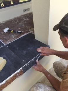 Ancell Crt tiling