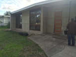 Wahroonga Ave first coat